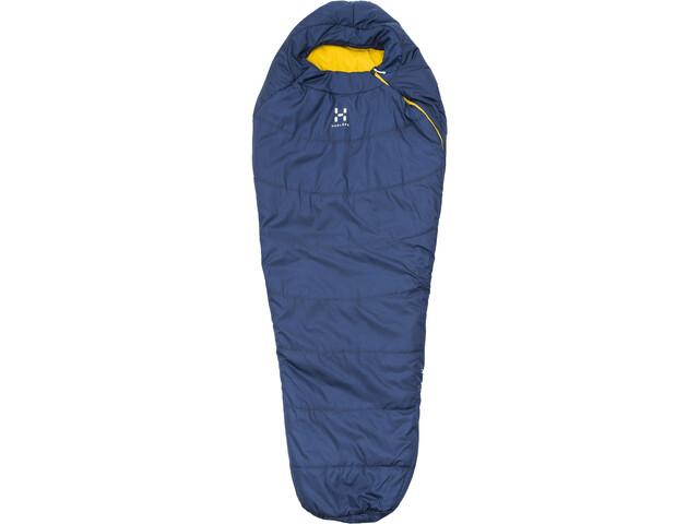 Haglöfs Tarius +1 Sleeping Bag 175 cm hurricane blue
